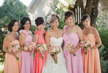 Weddings / Bridesmaid Style / Inspiration for the bridesmaids! / by Laura Birney