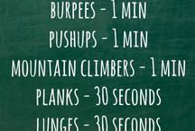 quick N easy workouts