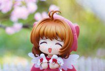 I Love Sakura Card Capot