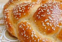 Bread / by Natalie Dingle