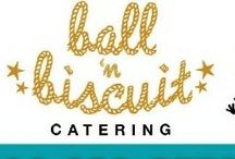 Weddings/Events / while I have no interest in getting married, I am in the wedding industry and love it! My catering business is www.ballnbiscuitcatering.wordpress.com  / by Maria Elba Rendon Miller