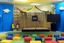 City Church / Kids Space ideas