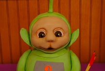 teletubbies torta