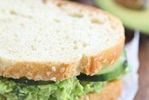 Sandwiches / by Jen