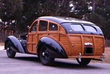 """Woodies,  Panel trucks, and Trailers / Interest include automobiles from 1908 to 1955 that included wood in the design & body style, hence """"Woodies"""". Also automobile that were the working mans utility work truck, """"Panel trucks"""" will also include sedan deliveries.  Gotta include small recreation trailers. www.paneltruckenthusiast.com / by Jeff Schindler"""