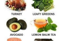 Foods reduce stress