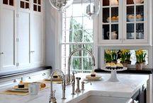 Kitchen Ideas / by Casey Brinkerhoff