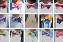 Men-costume and bow ties