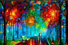 Arte visual / Pintura profesional