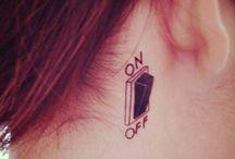 Black tatto