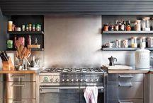 Kitchens / by Pinnikity