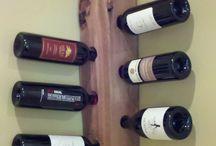 cool winerack for braai