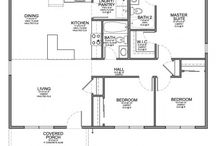 MOVING_House Plans 1100 sft - Alaprajzok 110 nm