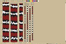 Háčkované dutinky-bead crochet