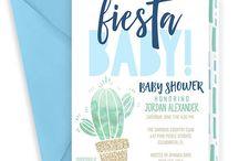 Fiesta Baby Shower Ideas