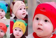 Topi Bayi dan Anak