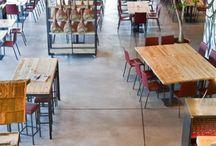 Betonové podlahy / Concrete floors