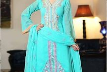Poshak Fancy Chiffon Collection by Imran Mubeen Textile