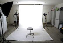 db shoot / david bowie inspires shoot