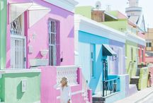 Spots for photos in Cape Town