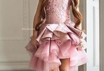 girls high end dresses