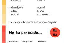 fichas español
