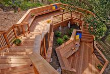 Outdoor Remodeling Inspirations: Decks, landscaping, etc.