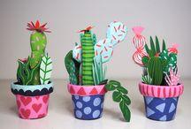 Art about plants / VA