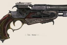 References and ideas: Weapons