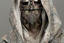 Hidden / Hidden faces and masks