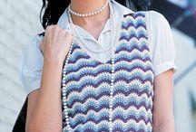 Szydełkowe wzory / Crochet patterns