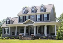 Exterior Colors for Siding