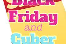 Cyber Monday Deals from Great Pinterest Friends / by JJ Virgin