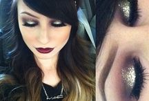 Make-Up Inspiration / Lots of beautiful make-up looks to try out!