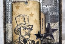 Tim Holtz Stuff