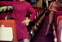 Braniff Flight Attendant / by Pam Snider