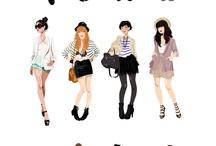 dessin bd illustratrices
