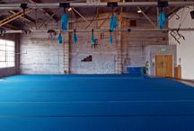 Yoga & Fitness Spaces