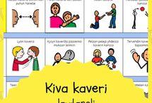 Tunnekasvatus; Kaveritaidot