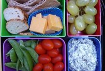 Kids Bento Lunches / by Mona Ha