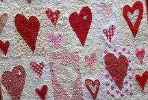 Heart Quilts / by Pamela Boatright