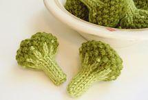 Knitting Food