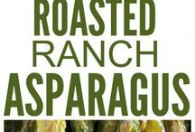 Recipes - Asparagus