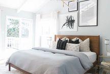 bedroom ideas/hacks / bedroom sofa