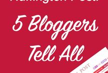 Blogging / Blogging, Blogger, Blog, Twitter, Pinterest, Wordpress