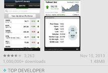 Favorite Android Apps (Economics)