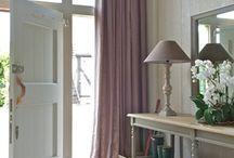 Rockcliffes Barn - Living Room / Main Entrance