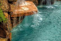Water, pool & lakes