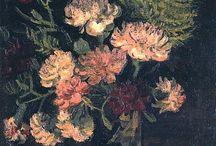van Gogh virágcsendéletek