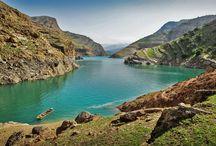 Rivers of Iran